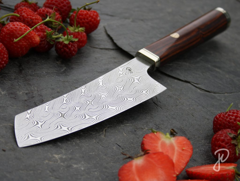 Messer Torsion Wüsteneisenholz 1